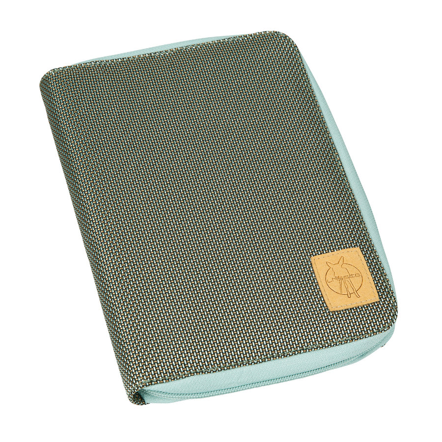 LÄSSIG Goldlabel Organizer Design Metallic Frosty