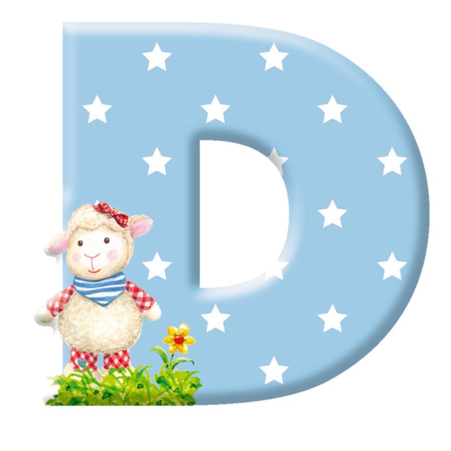 COPPENRATH Letter D - Babygeluk