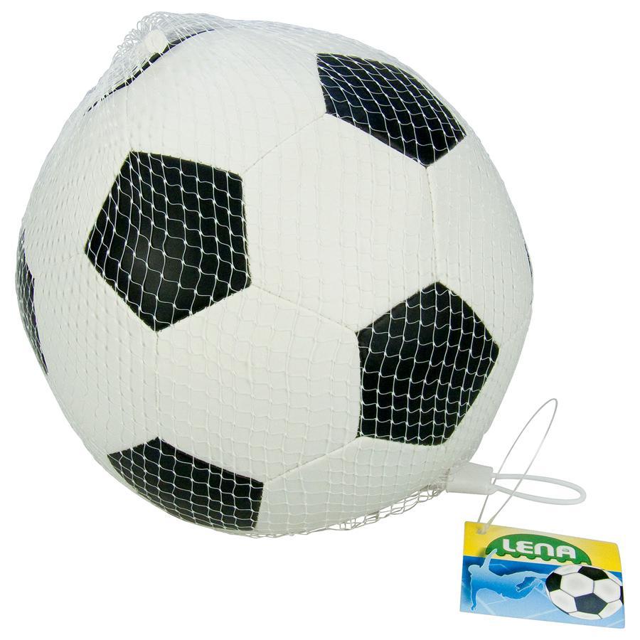 LENA Ballon de foot mou 18 cm