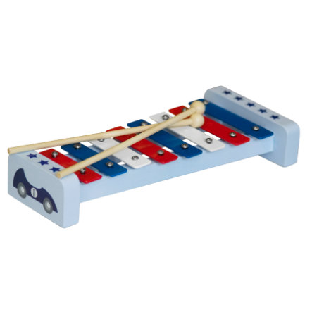 KIDS CONCEPT Xylophone, blue