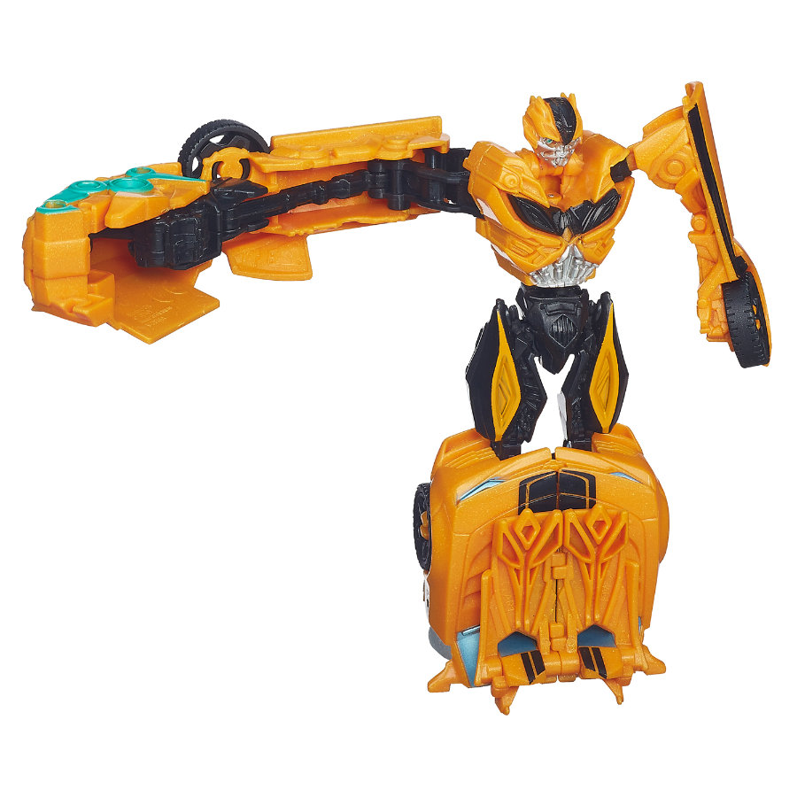 HASBRO Transformers Movie 4 - Deluxe Attackers Bumblebee