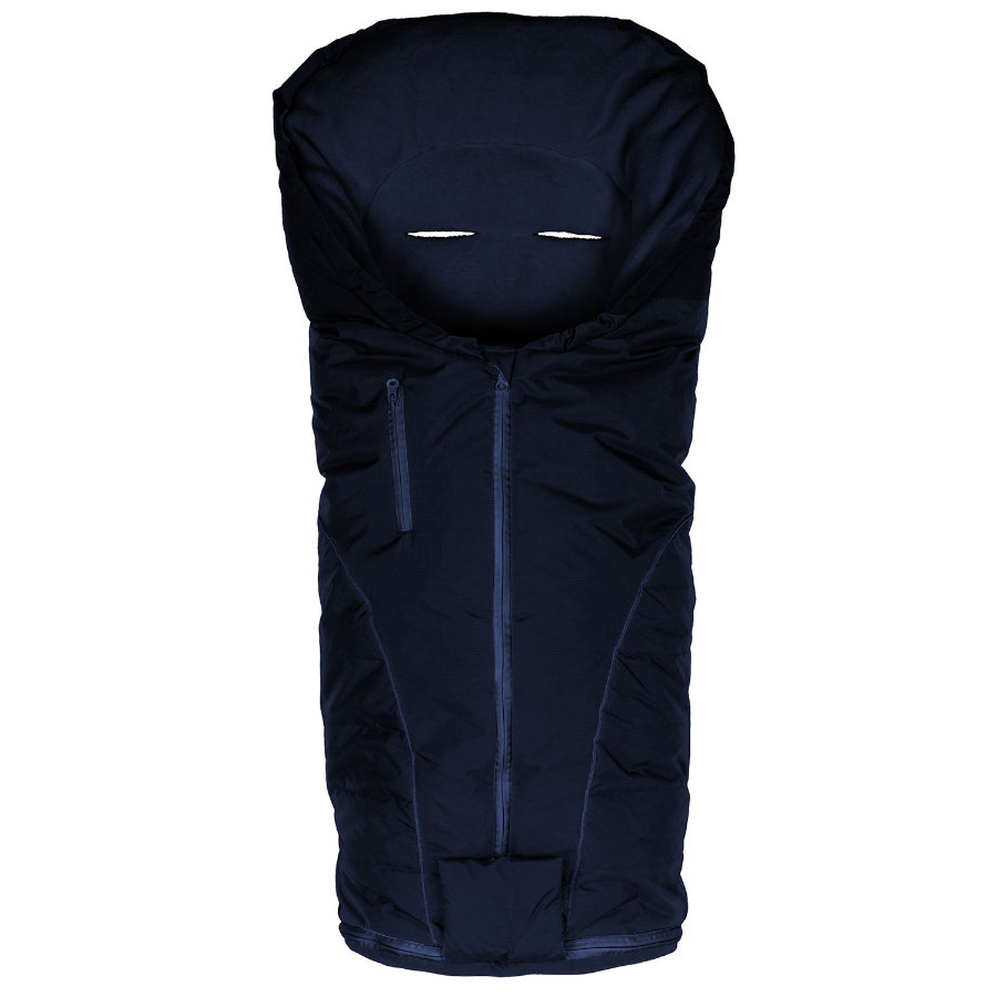 ALTA BÉBE Winter Footmuff Climate Guard (AL2279C) navy/navy - solid Deep Blue, 2013/2014 collection