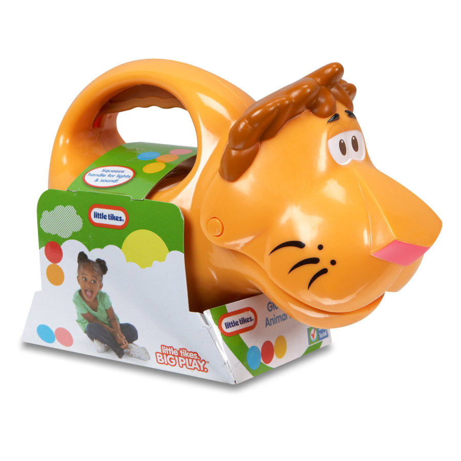 LITTLE TIKES Glow 'N' Speak - Djurficklampa Lejon