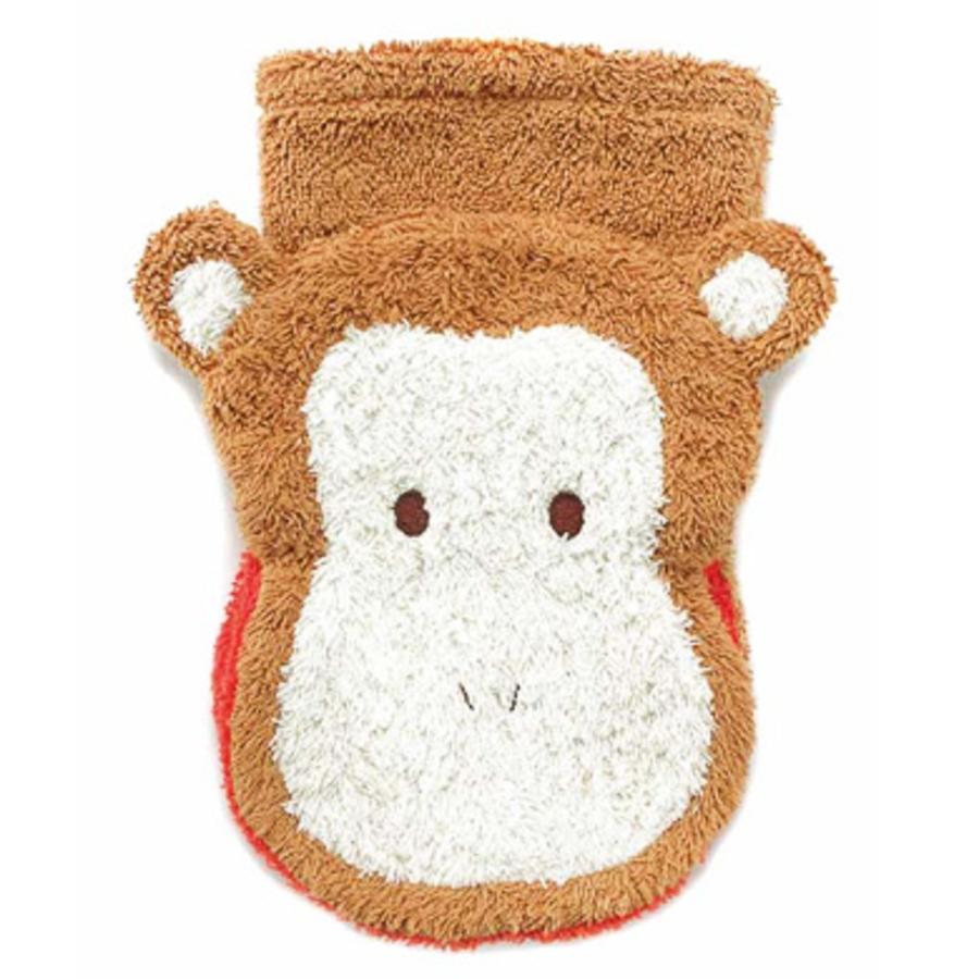 Fürnis Waschlappen Bio Affe