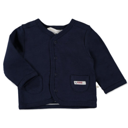 "KANZ Boys Baby Body ""Giacca"" ,black iris"