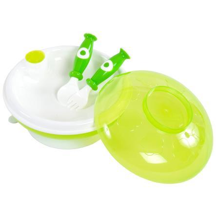 BIECO Varmholdnings-sæt grøn