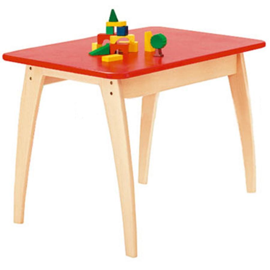 GEUTHER Kindertafel Bambino - kleurrijk
