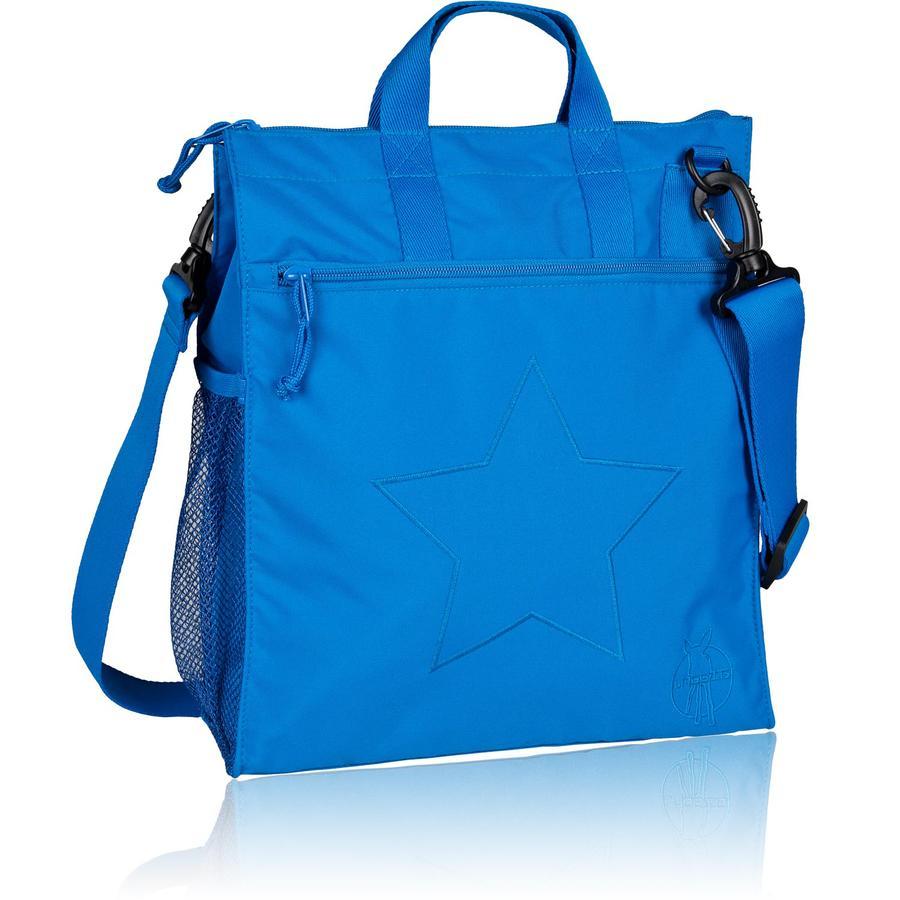 LÄSSIG Sac Casual Buggy Bag Star blue