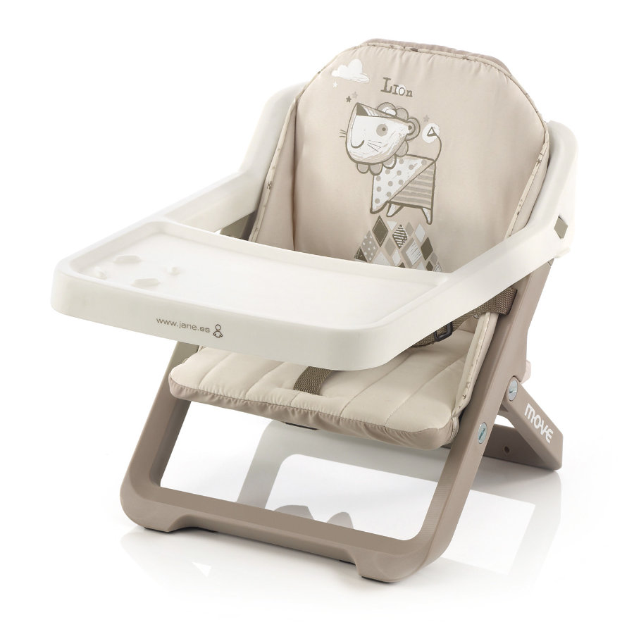 JANE Travel High Chair Move Evo Tangram II