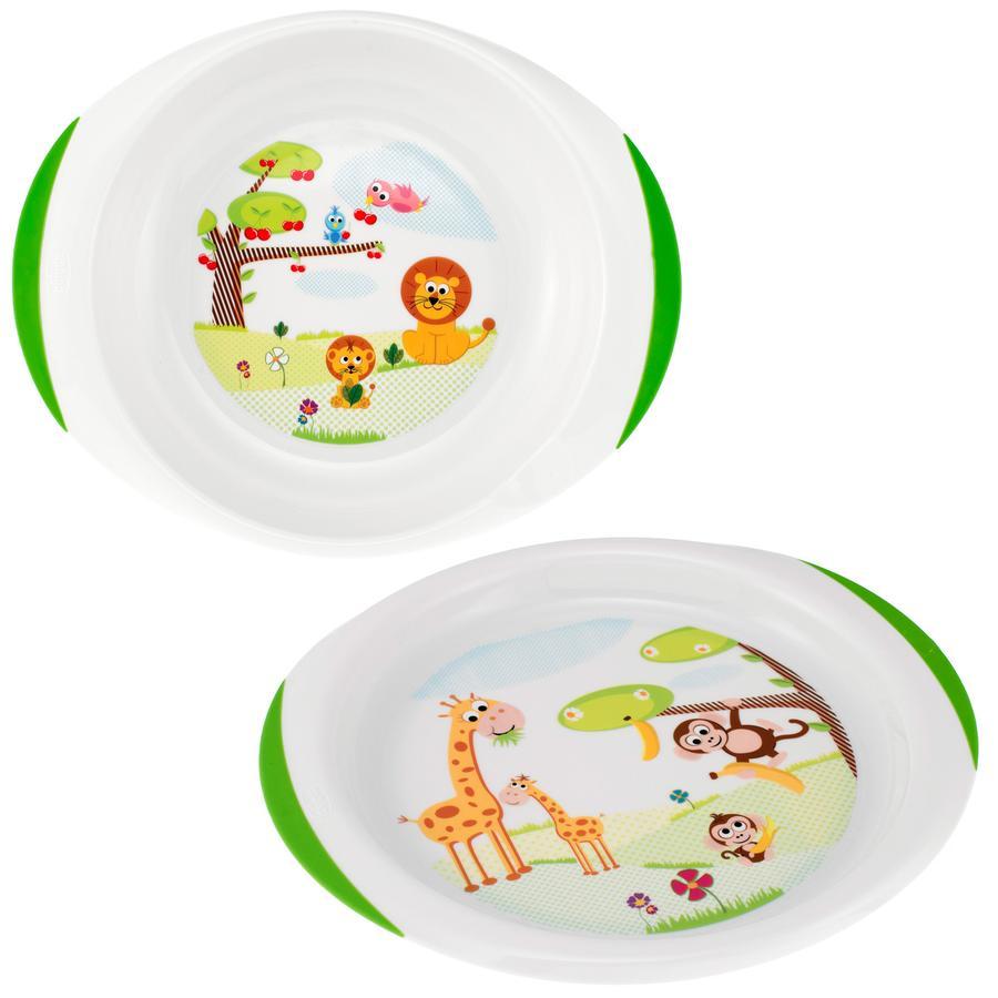 CHICCO Plate Set