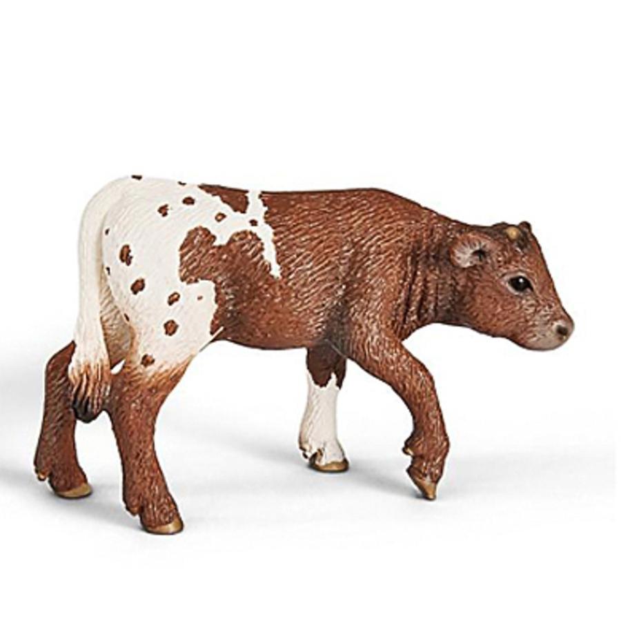 Schleich Figurine veau Texas Longhorn 13684