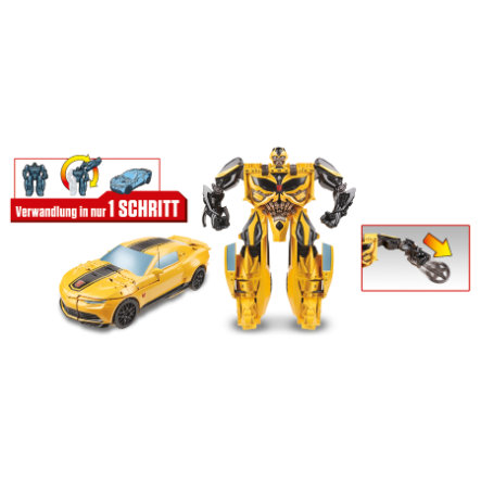 HASBRO Transformers Movie 4 - Mega Flip Bumblebee