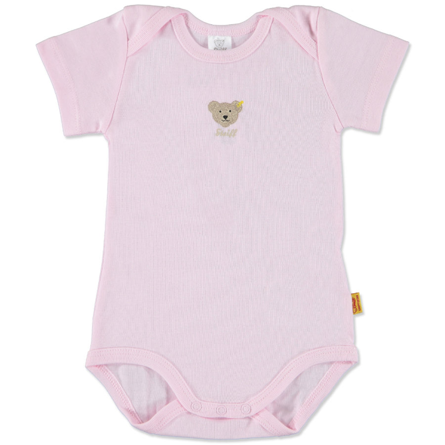 STEIFF Girls Baby Body Manica 1/4 barely pink