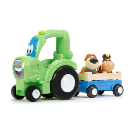 LITTLE TIKES Handle Haulers® - Tracteur Deluxe Frankly Farmer™
