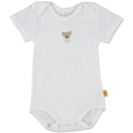STEIFF Baby Body 1/4 Sleeve bright white