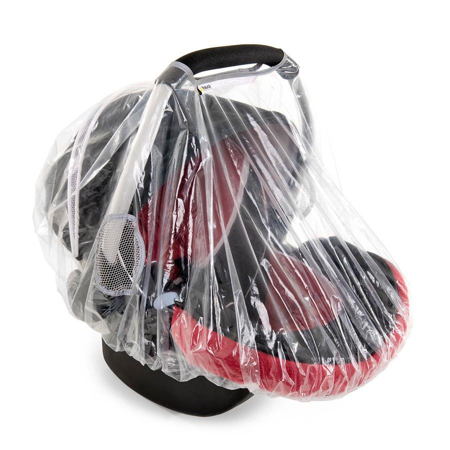 Hauck Rainy Folia przeciwdeszczowa do nosidełka/fotelika samochodowego 0+