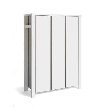 SCHARDT Milano Pin Armoire 3 portes