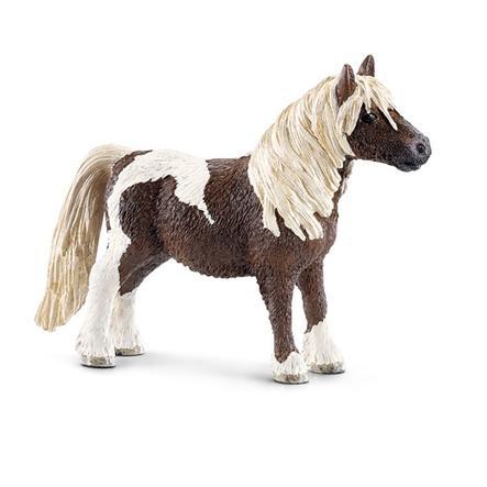 SCHLEICH Shetland Pony Wallach 13751