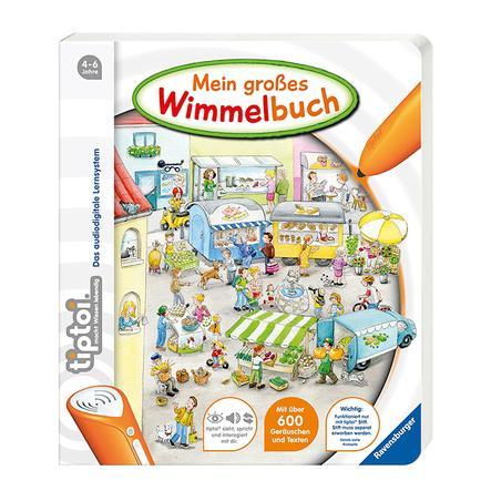 RAVENSBURGER tiptoi - Mein großes Wimmelbuch