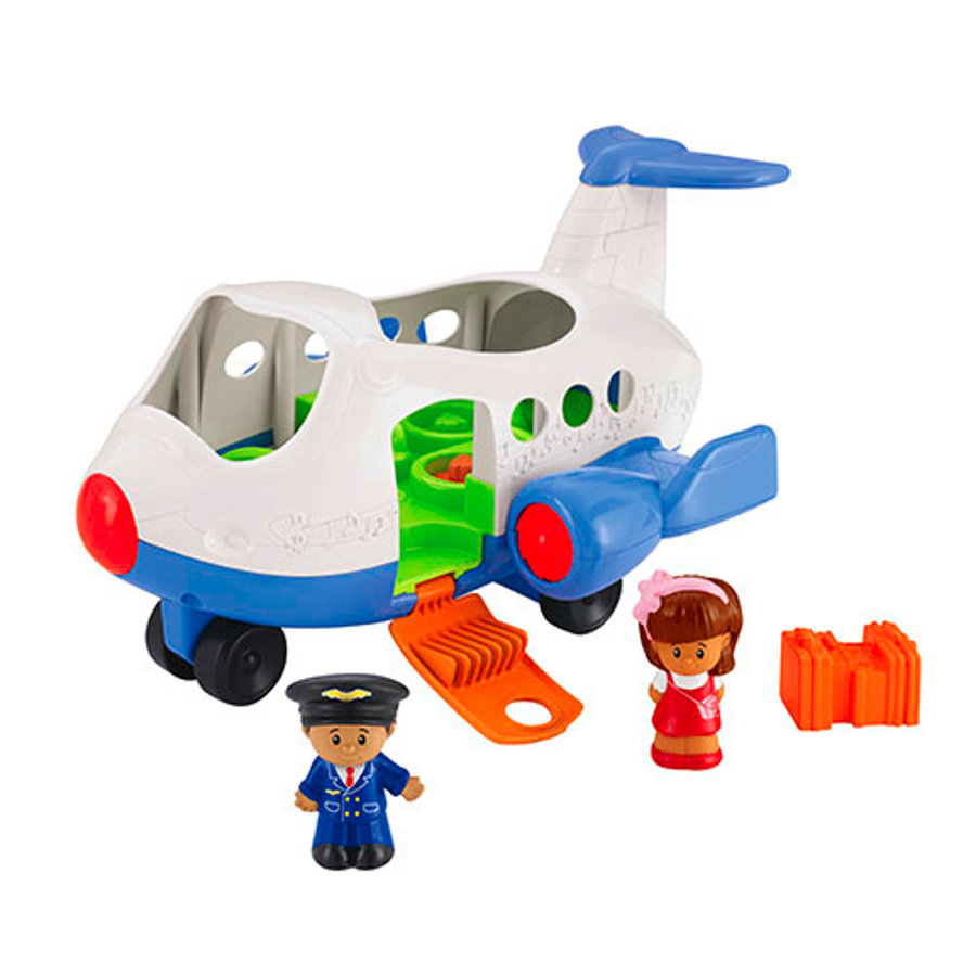 FISHER PRICE Little People - Flugzeug