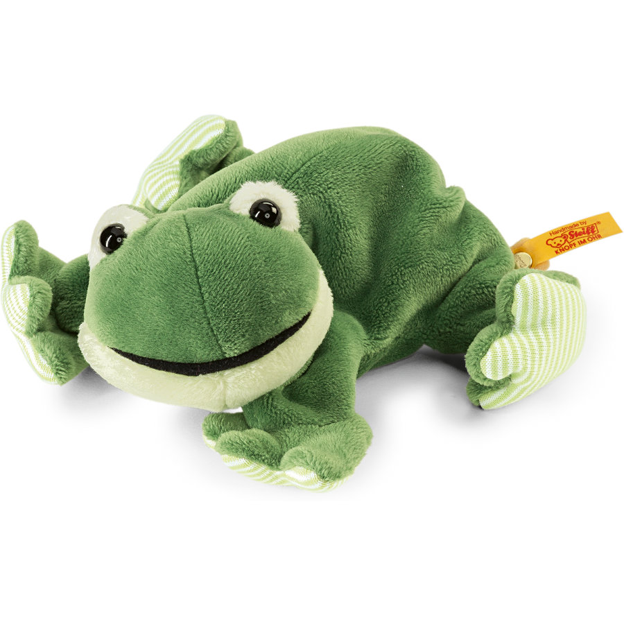 STEIFF Steiff´s Little Friend Floppy Cappy Frog