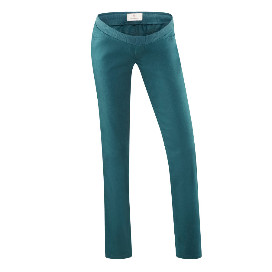 BELLYBUTTON Gravid Jeggings SHIMA dark teal
