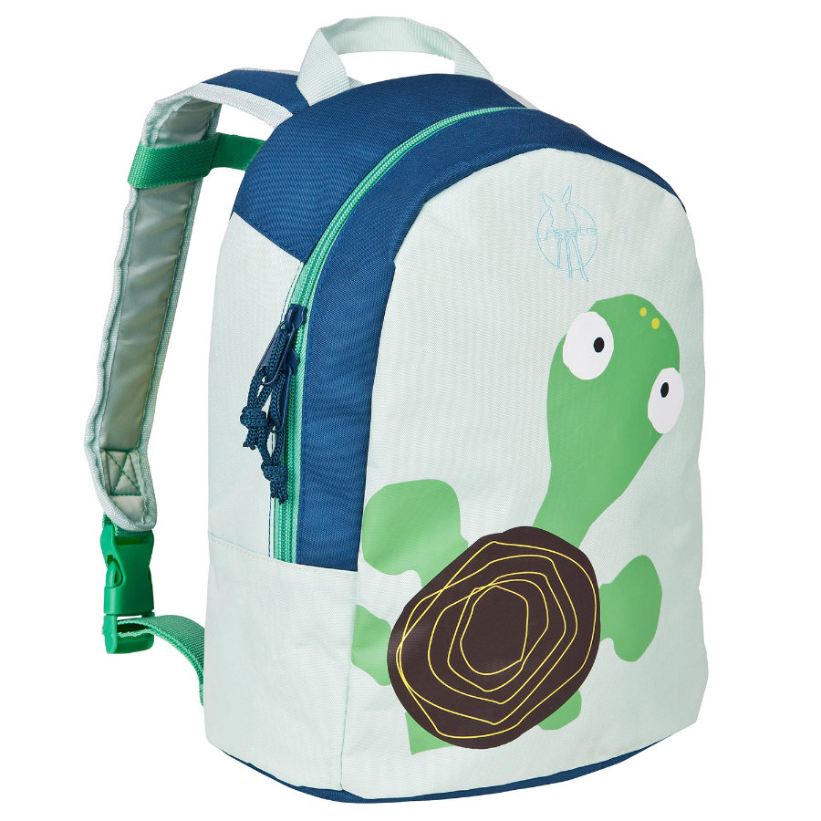 LÄSSIG Mini Rucksack Backpack Wildlife-Turtle