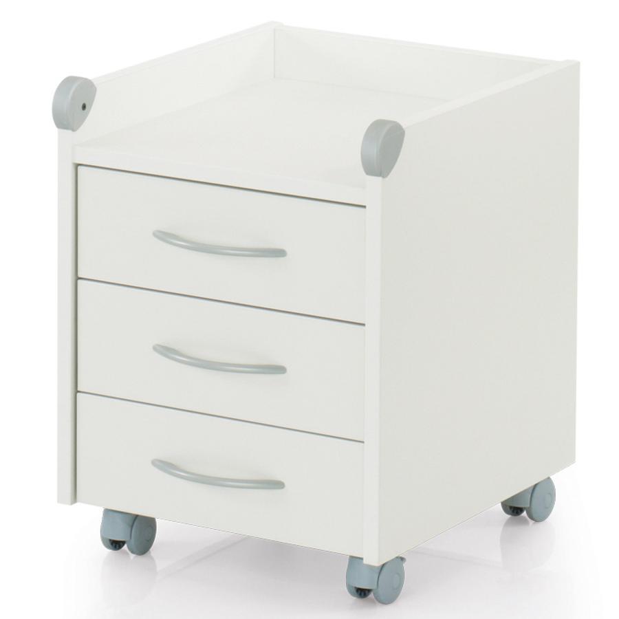 KETTLER Kontener ROLL ON 06761-111 kolor biały