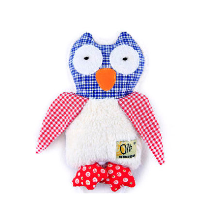 OLLI OLBOT Musical Owl checked 35247