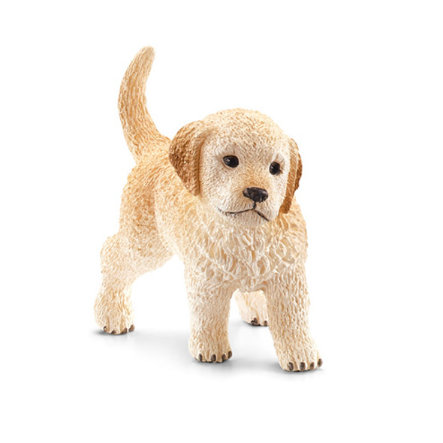 SCHLEICH Golden Retriever cucciolo 16396