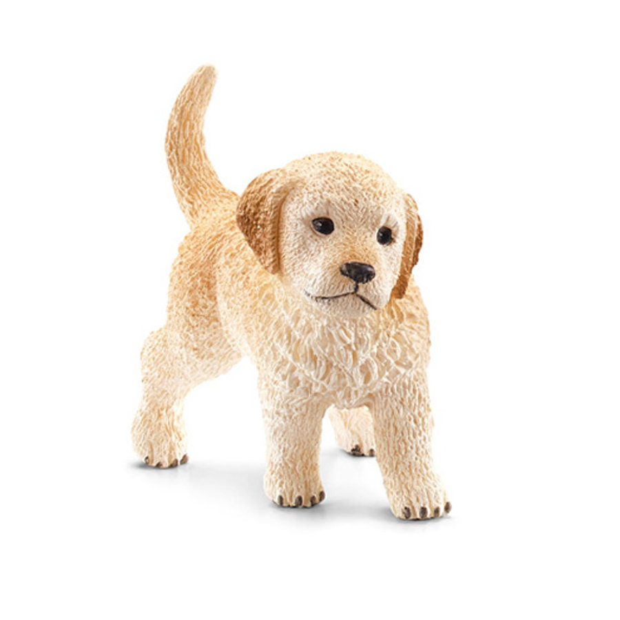 SCHLEICH Golden Retriever Valp 16396