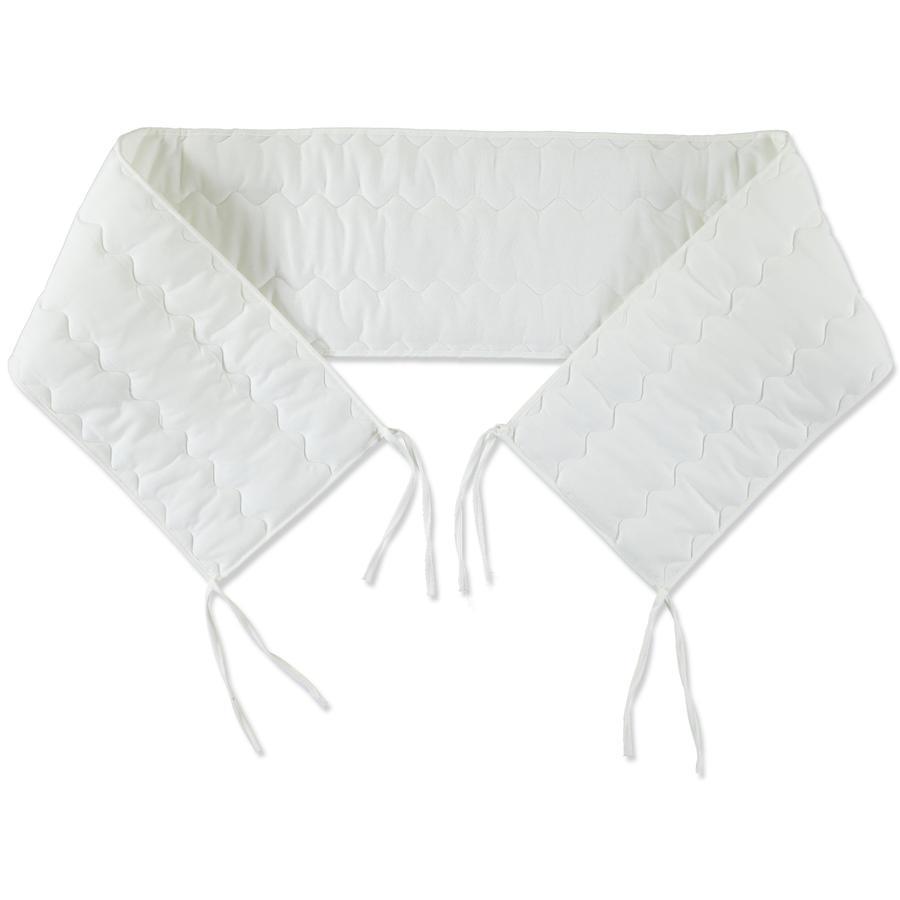 ODENWÄLDER Ochraniacz pikowany kolor biały