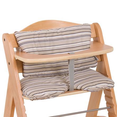 HAUCK Cuscino imbottito per Seggiolone Alpha Highcare-Pad Multi Beige