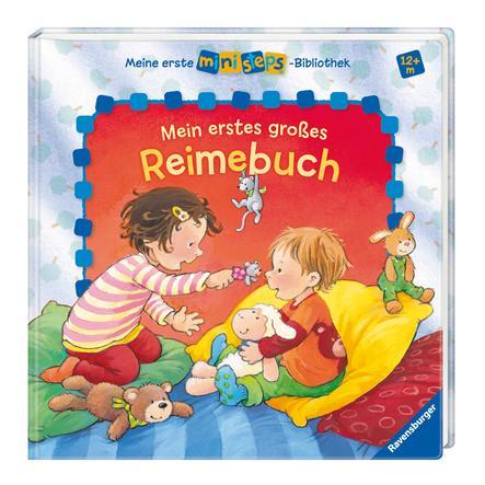 RAVENSBURGER ministeps Mein erstes großes Reimebuch