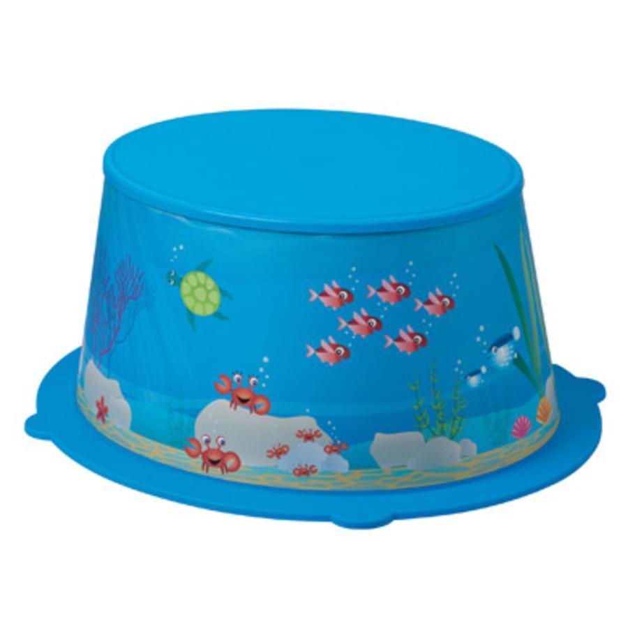 Rotho Babydesign Kinderschemel StyLe! Ocean aquamarine