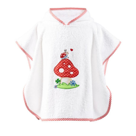 COPPENRATH Badeponcho Käfer, one size - BabyGlück