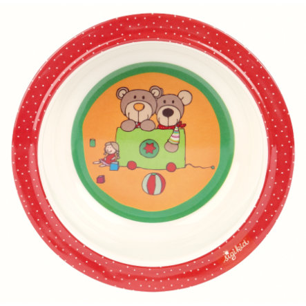 SIGIKID Melamine - Kom Wild and Berry