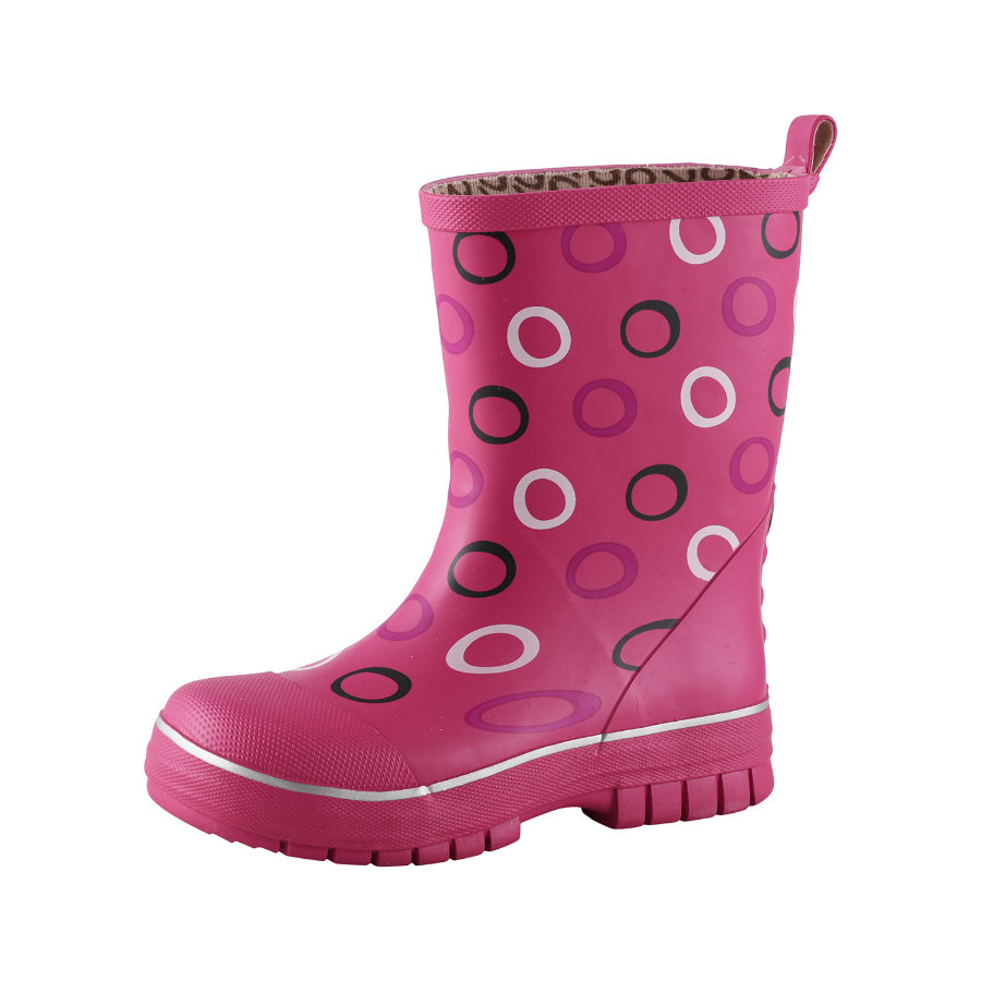 REIMA Girls Gumáky COLTAN neon pink