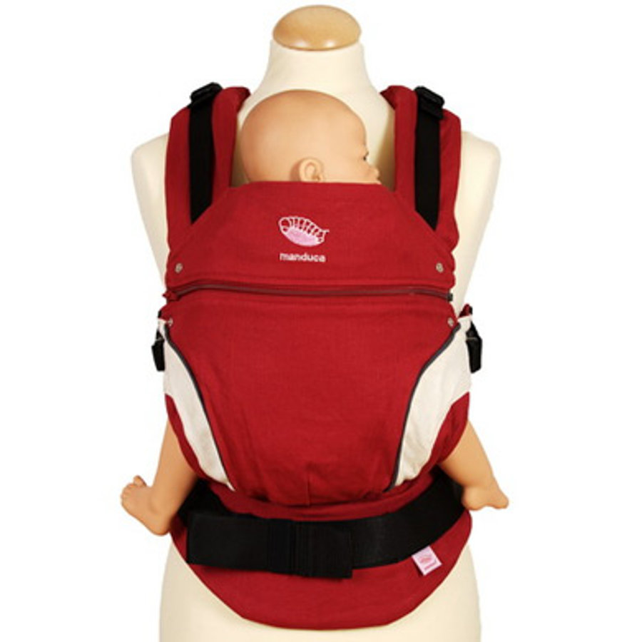 MANDUCA Baby Carrier NewStyle Red