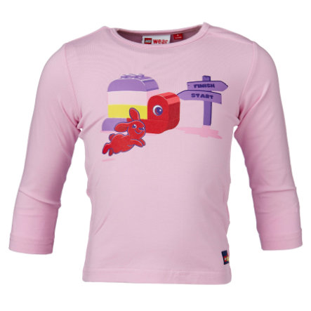 LEGO WEAR Duplo Girls Camiseta de manga larga TAIA 703 candy