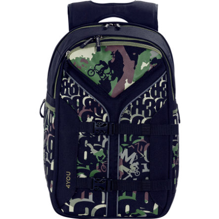 4YOU Flash RS Rucksack Boomerang Sport, 439-45 BMX