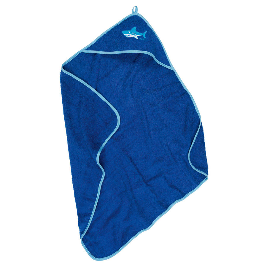 PLAYSHOES Cape de bain 75 x 75 cm REQUIN