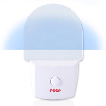 REER LED-Nachtlicht mit EIN/AUS Schalter (5062)
