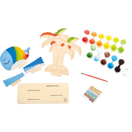 HAPE Mal-Set Tropeninsel