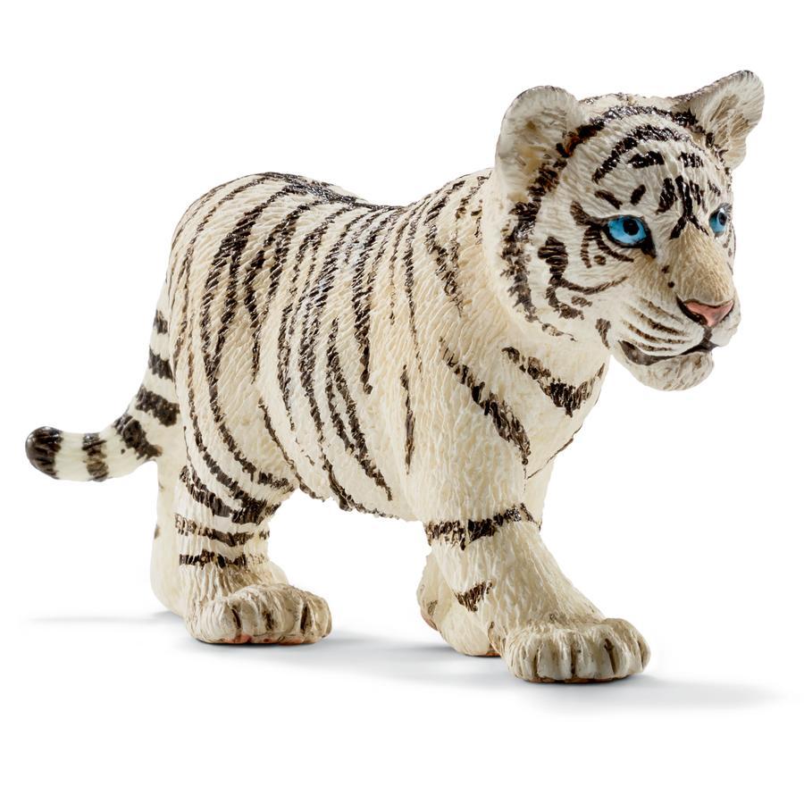 SCHLEICH tigerunge, hvid 14732
