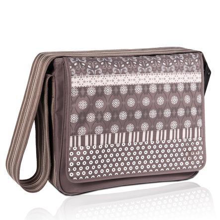 LÄSSIG pusletaske Casual Messenger Bag, multimix slate