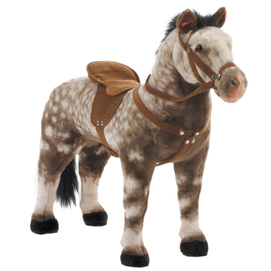 HAPPY PEOPLE Cavallo pedigree grigio