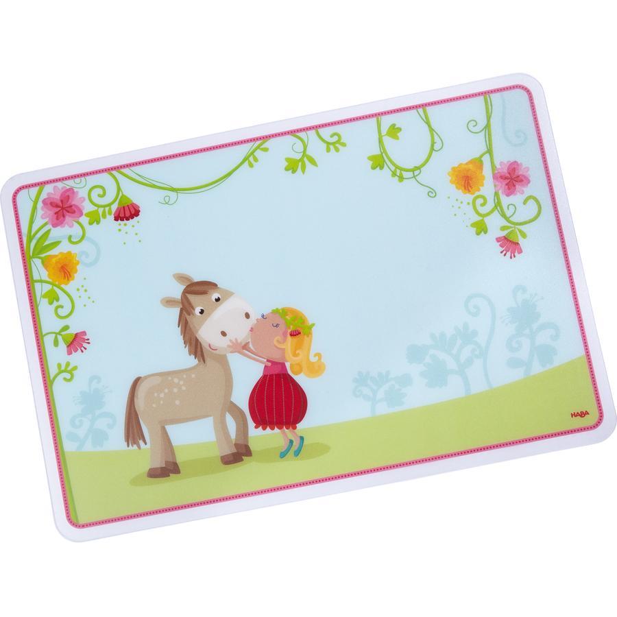 HABA Melamin Underlägg Vicki & Pirli 300390