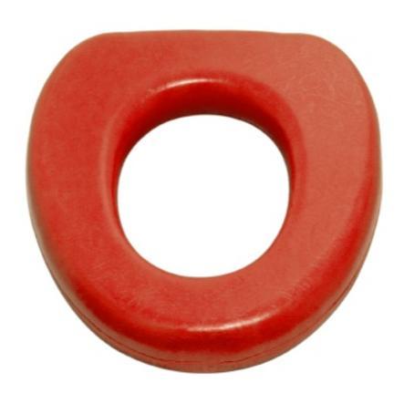Červené záchodové sedátko REER Soft (4811.2)