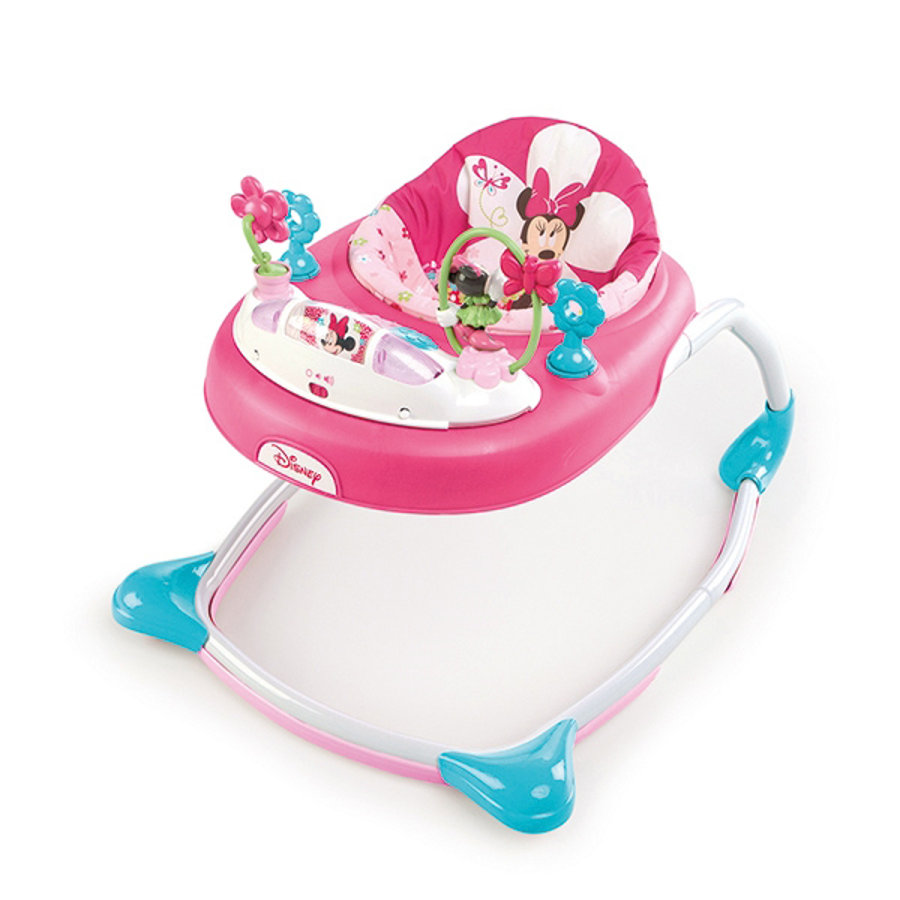 bright starts™  - Minnie Mouse Bows & Butterflies Walker